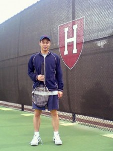 Alwin - Tennis Instructor - Beren Tennis Center Harvard