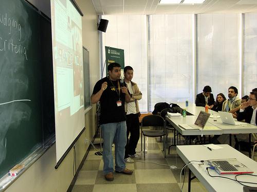 Montreal Barcamp