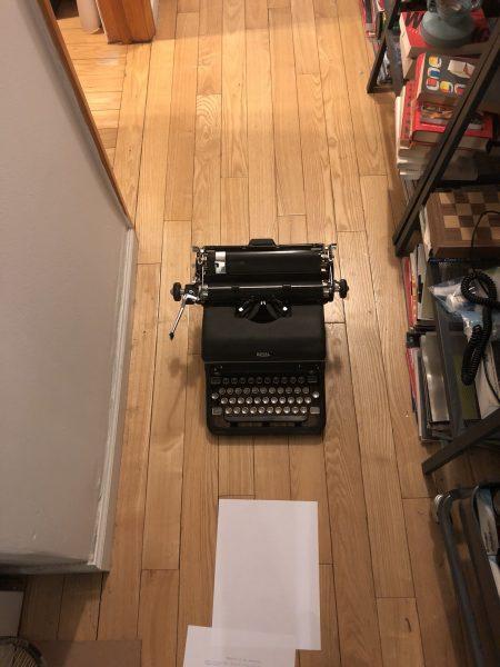 Royal Kmm Typewriter  U2013 User Manual  Pdf  Alwinian Net